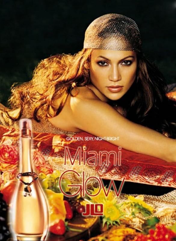 Jennifer Lopez Miami Glow Edt