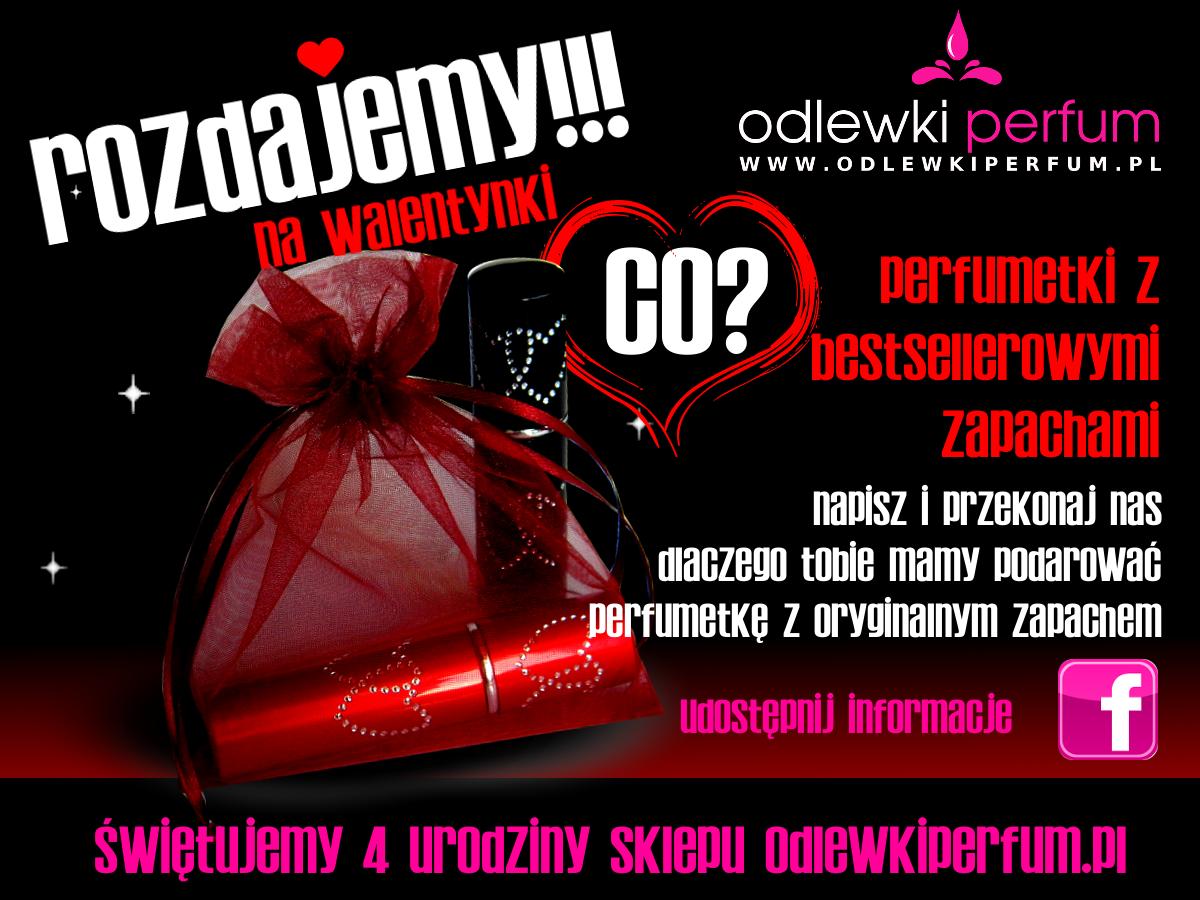 Świętujemy 4 urodziny sklepu OdlewkiPerfum.pl!