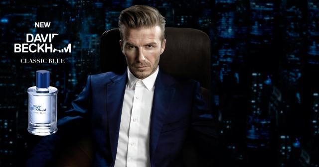 Pachnieć jak David Beckham