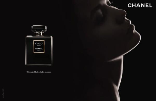 Chanel Coco Noir Karlie Kloss 1