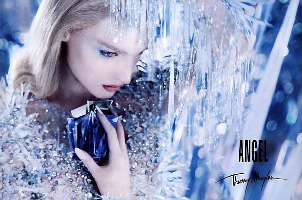 Thierry Mugler Angel reklama Eau de Parfum