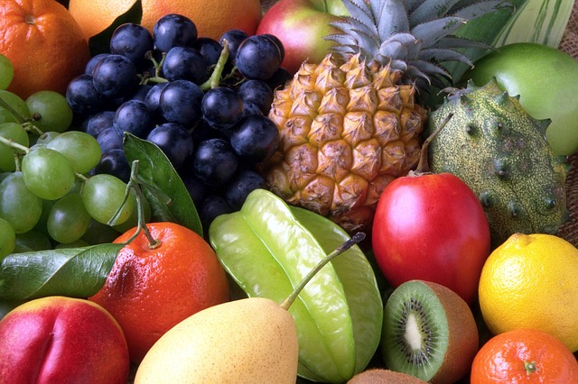 Egzotyczne owoce w perfumach