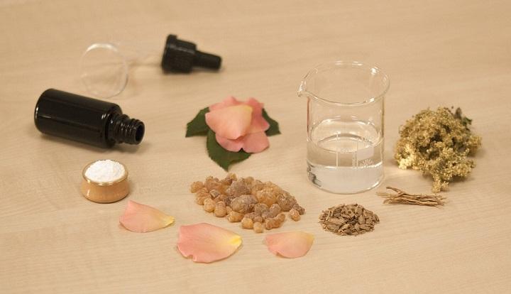 Tworzenie Perfum