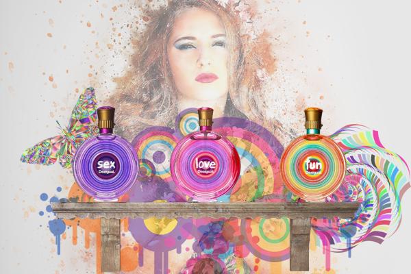 Perfumy Desigual już dotarły