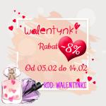Walentynkowa rabatomania