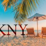 Wspomnienie lata z DKNY