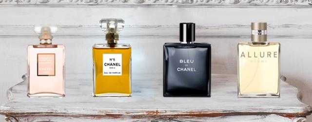 Flagowe zapachy marki Chanel