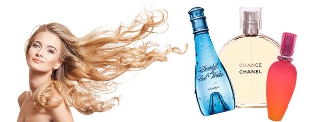 Perfumy dla blondynek