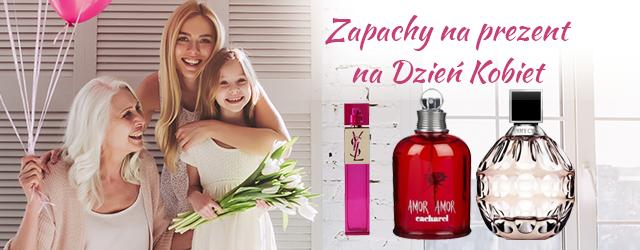 Dzień Kobiet - podaruj perfumy!