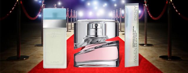 Ulubione perfumy sławnych aktorek