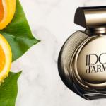 Perfumy z nutą pomarańczy